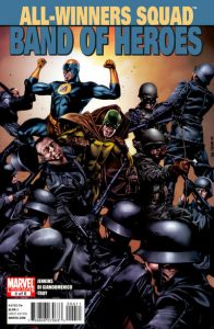 All-Winners Squad: Band of Heroes #4 (2011)