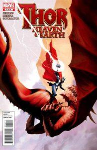 Thor: Heaven & Earth #4 (2011)