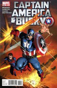 Captain America and Bucky #622 (2011)