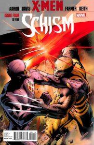 X-Men: Schism #4 (2011)