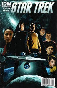 Star Trek #1 (2011)