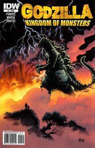 Godzilla: Kingdom of Monsters #7 (2011)