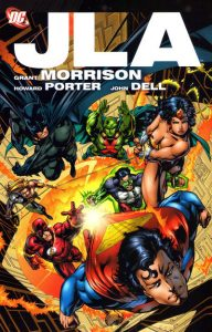 JLA: The Deluxe Edition #1 (2011)