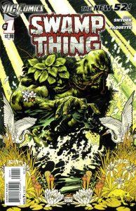 Swamp Thing #1 (2011)