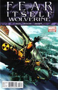 Fear Itself: Wolverine #3 (2011)