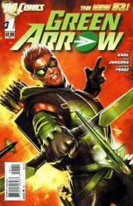 Green Arrow #1 (2011)