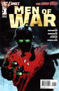 Men of War #1 (2011)