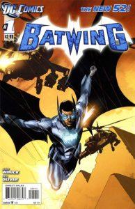 Batwing #1 (2011)