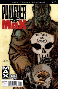PunisherMax #17 (2011)