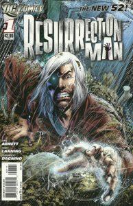 Resurrection Man #1 (2011)