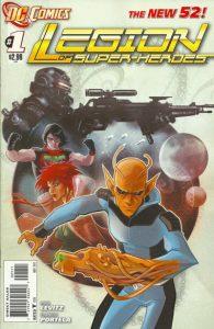 Legion of Super-Heroes #1 (2011)