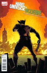 Marvel Universe vs. Wolverine #4 (2011)