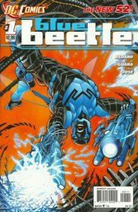 Blue Beetle #1 (2011)