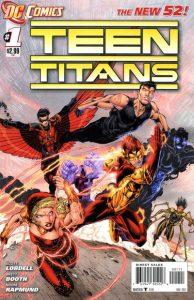 Teen Titans #1 (2011)