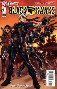Blackhawks #1 (2011)