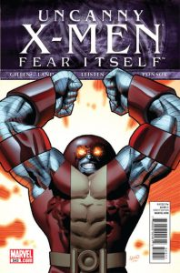 The Uncanny X-Men #543 (2011)