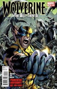 Wolverine: The Best There Is #10 (2011)