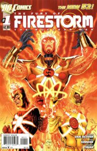 Fury of the Firestorms: The Nuclear Men #1 (2011)
