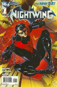 Nightwing #1 (2011)