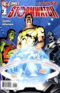 Stormwatch #1 (2011)
