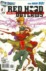 Red Hood and the Outlaws #1 (2011)