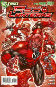 Red Lanterns #1 (2011)