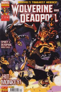 Wolverine and Deadpool #24 (2011)