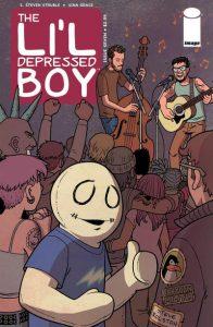 The Li'l Depressed Boy #7 (2011)