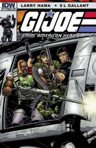 G.I. Joe: A Real American Hero #170 (2011)