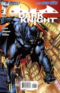 Batman: The Dark Knight #1 (2011)
