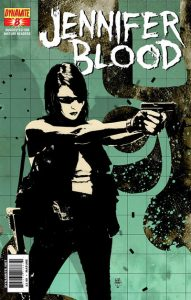 Jennifer Blood #8 (2011)