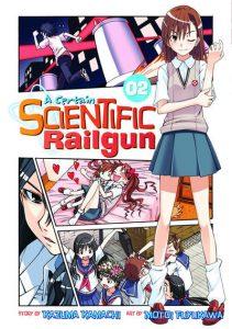 A Certain Scientific Railgun #2 (2011)