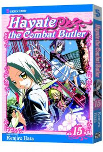 Hayate the Combat Butler #18 (2011)