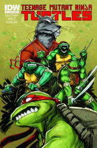 Teenage Mutant Ninja Turtles #2 (2011)