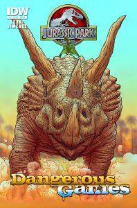 Jurassic Park: Dangerous Games #1 (2011)