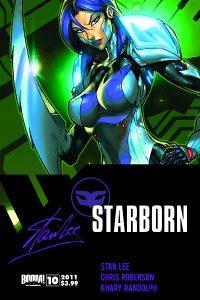 Starborn #10 (2011)