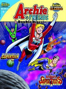 Archie & Friends Double Digest Magazine #9 (2011)