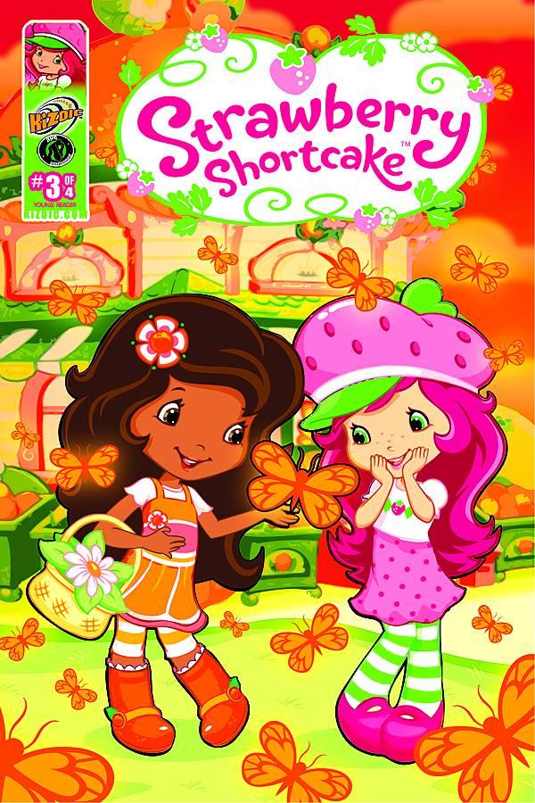 Strawberry Shortcake #3 (2011)