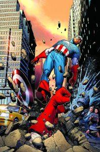 Captain America #3 (2011)