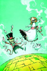 Dorothy & the Wizard in Oz #1 (2011)