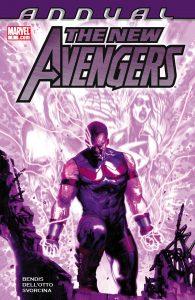 New Avengers #1 (2011)