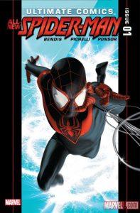Ultimate Comics Spider-Man #1 (2011)