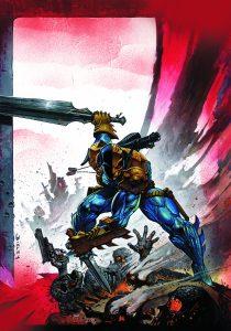 Deathstroke #1 (2011)
