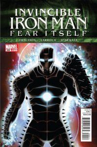Invincible Iron Man #509 (2011)