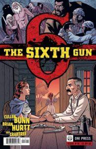 The Sixth Gun #16 (2011)