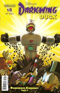 Darkwing Duck #18 (2011)