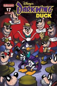 Darkwing Duck #17 (2011)