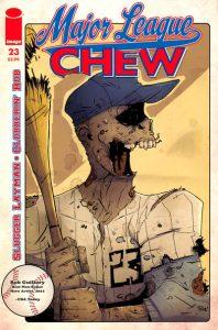 Chew #23 (2011)