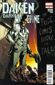 Daken: Dark Wolverine #16 (2011)
