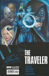 The Traveler #12 (2011)